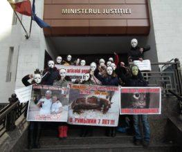 Victory for Moldova's animals!